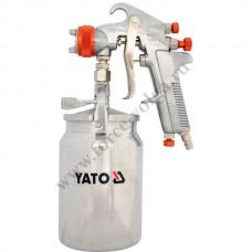 Краскопульт(YAТО) высокого давления с нижним бачком 2346