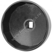 Съемник масляного фильтра АВТОМ 92мм 15гр чашка