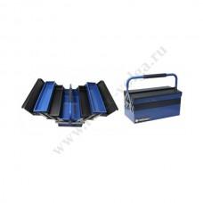 Ящик металл ический разноуровневый 5отсеков(мягкая накладка) FORSAGE-1141713
