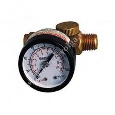Лубрикатор+индикатор давления для пневмогайковерта 1/4 SP002