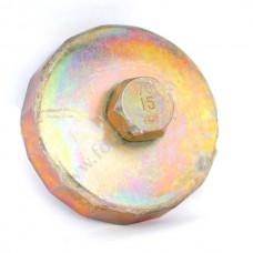 Съемник масляного фильтра АВТОМ 73мм 15гр чашка