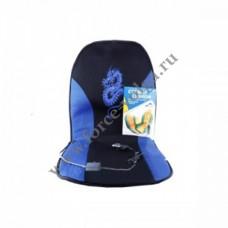 Накидка на сиденье Дракон Nova синяя