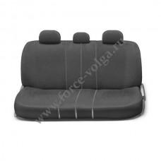 Чехол на зад. спинку сиденья черный