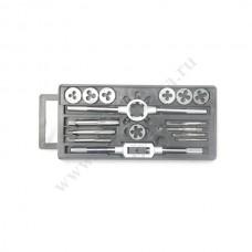 Набор автомоб метчиков+плашки 16 предметов FORSAGE PD016