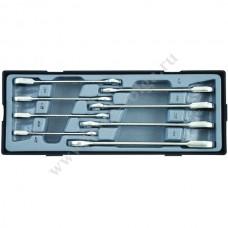 Force набор ключей трещеточных 8 предметов 50812