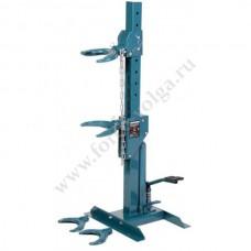 Стяжка пружин FORSAGE (ГИДРАВЛИЧЕСКАЯ напольная) +комплект получашек 210-570мм. F-1500-5