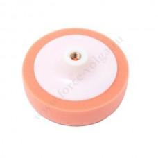 Диск полирорвочный 150мм. универсальный (розовый М14) ПАРТНЕР PA-HD-0901