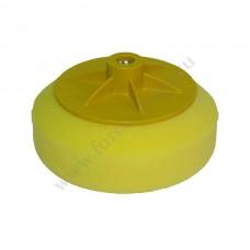 Диск полирорвочный 150мм. мягкий (желтый М14) ПАРТНЕР PA-HD-0903
