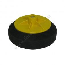 Диск полирорвочный 150мм. универсальный (черный М14) ПАРТНЕР PA-HD-0904