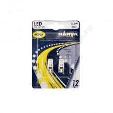 Лампа NARVA 18001 5W без цок. 6000К комп.