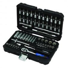 Набор инструмента FORSAGE 1/4 57 предметов 6 граней 2571-5