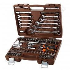 Набор OMBRA инструмента 82 предмета 6 граней OMT82S