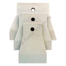 Набор шпателей белая резина ТЕХМАШ 11950