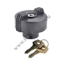 Крышка бензобака с ключом 01