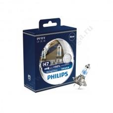 Лампа ФИЛИПС Н7 (55) RACING VISION набор +150%