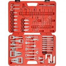 Набор инструмента YATO Для разборки авто магнитол 52 предмета 0838