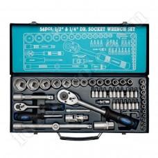 APELAS набор инструмента 56 предметов металл 4056ММQ