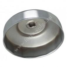 Съемник масляного фильтра ДелоТехники 74мм 14гр чашка