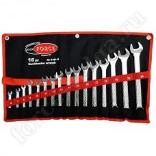 Набор инструмента RockFORCE ключи 16 предметов 5161