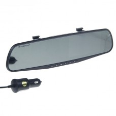 Видеорегистратор PRESTIGE в зеркале з/вида -600HD 2камеры