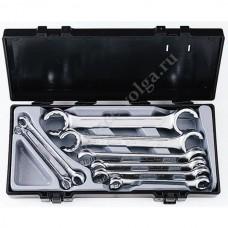 Force набор ключей разрезных 8 предметов (8-32мм) 5082