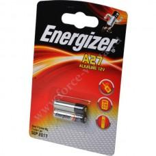 Батарейки А27 АВС5-ALKALINE(автобрелки) ENERGIZER