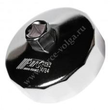 Съемник масляного фильтра чашка 14-84мм JTC-4695