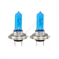 Лампа MEGAPOWER Н7 (100) BLUE НАБОР 8000К