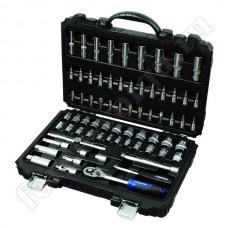Набор инструмента FORSAGE 3/8+1/4 69 предметов 6 граней 3691-5