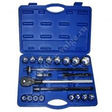 APELAS набор инструмента 22 предмета 3/4 PROFI 6 граней CS-6022PMQ